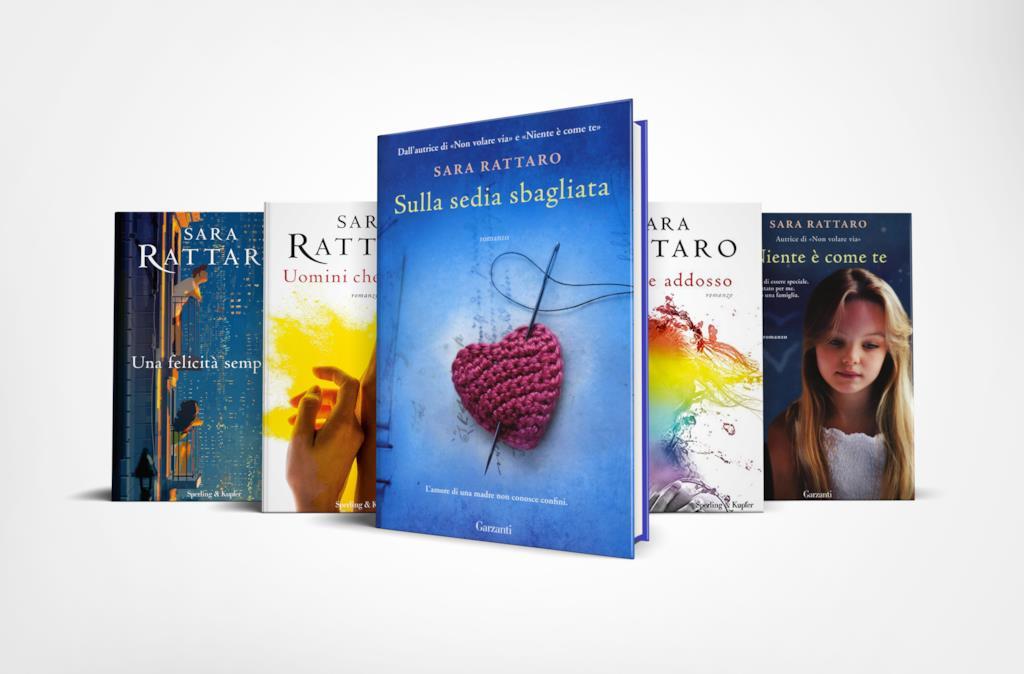 Tutti i libri di Sara Rattaro