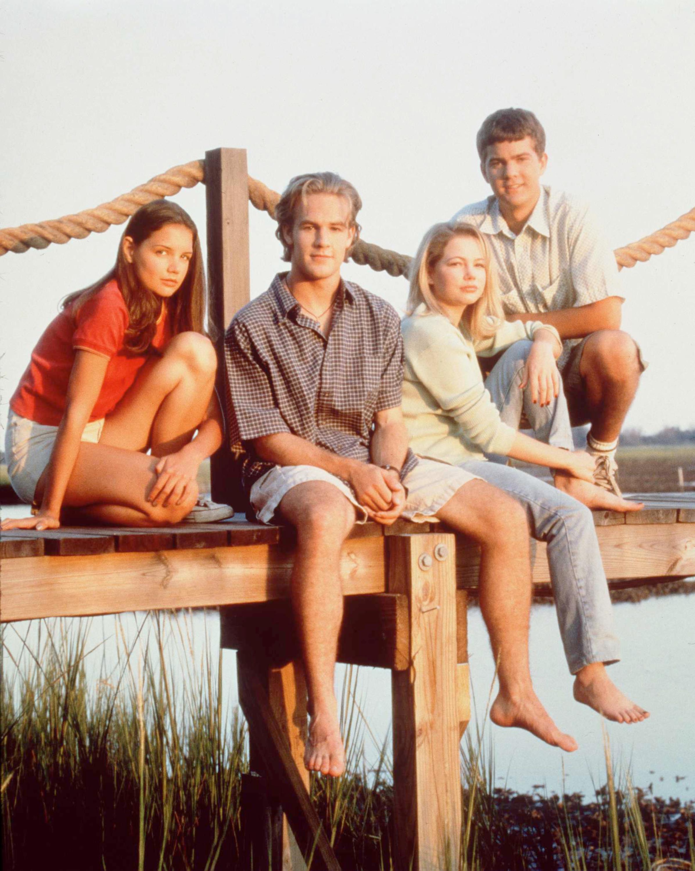 Dawson's Creek il cast principale
