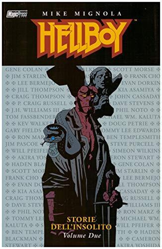 Storie dell'insolito. Hellboy (Vol. 2)