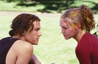 10 cose che odio di te, scena del film