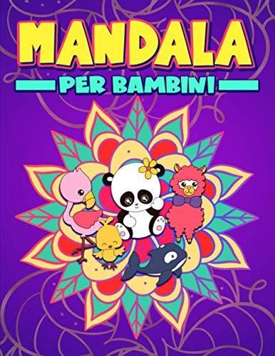 Mandala per bambini (copertina flessibile)