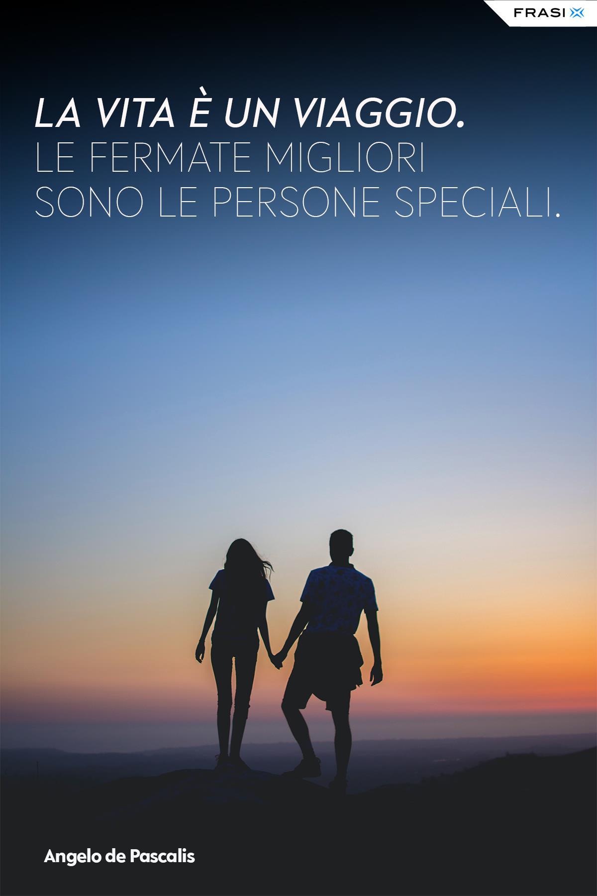 Frasi d'amore per Stato Whatsapp Angelo de Pascalis