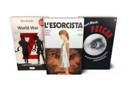 20 libri horror da leggere almeno una volta nella vita, da Psyco a It