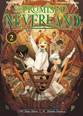 The promised Neverland: 2 (J-POP)
