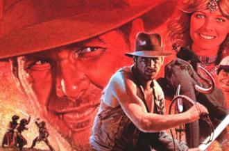 Indiana Jones e il tempio maledetto cover