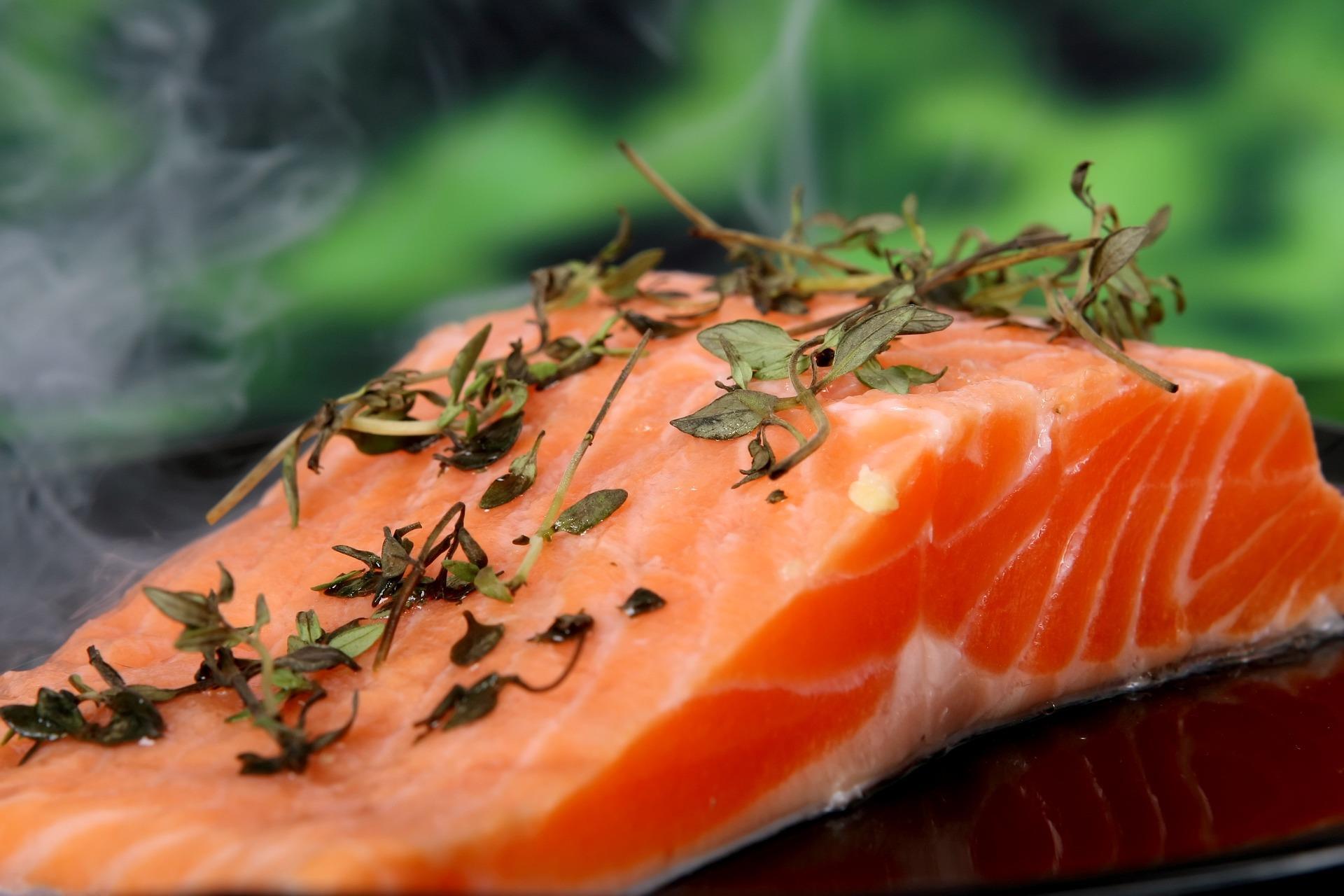 Salmone per Dieta Dukan