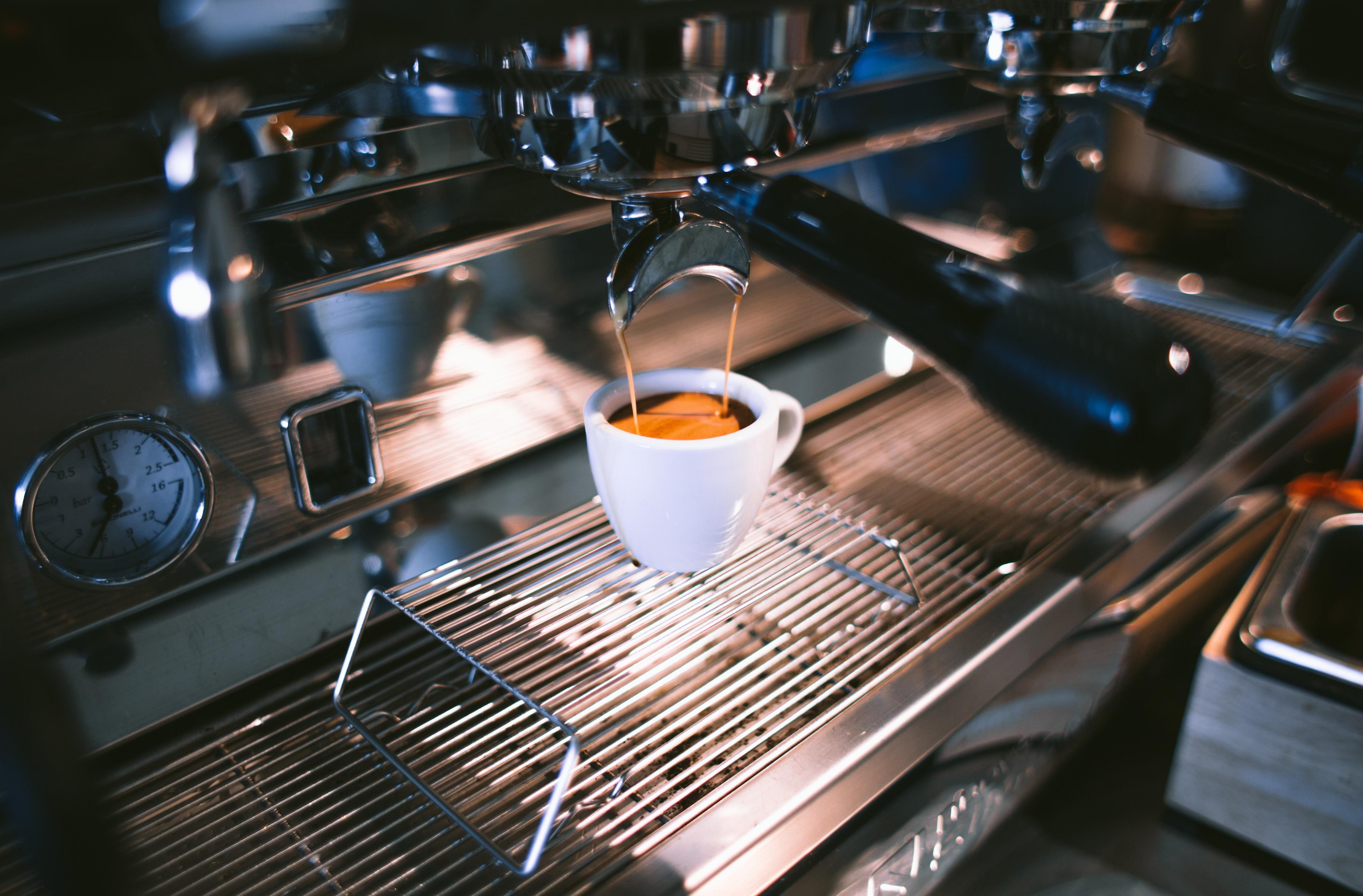 Copertina frasi sul caffè