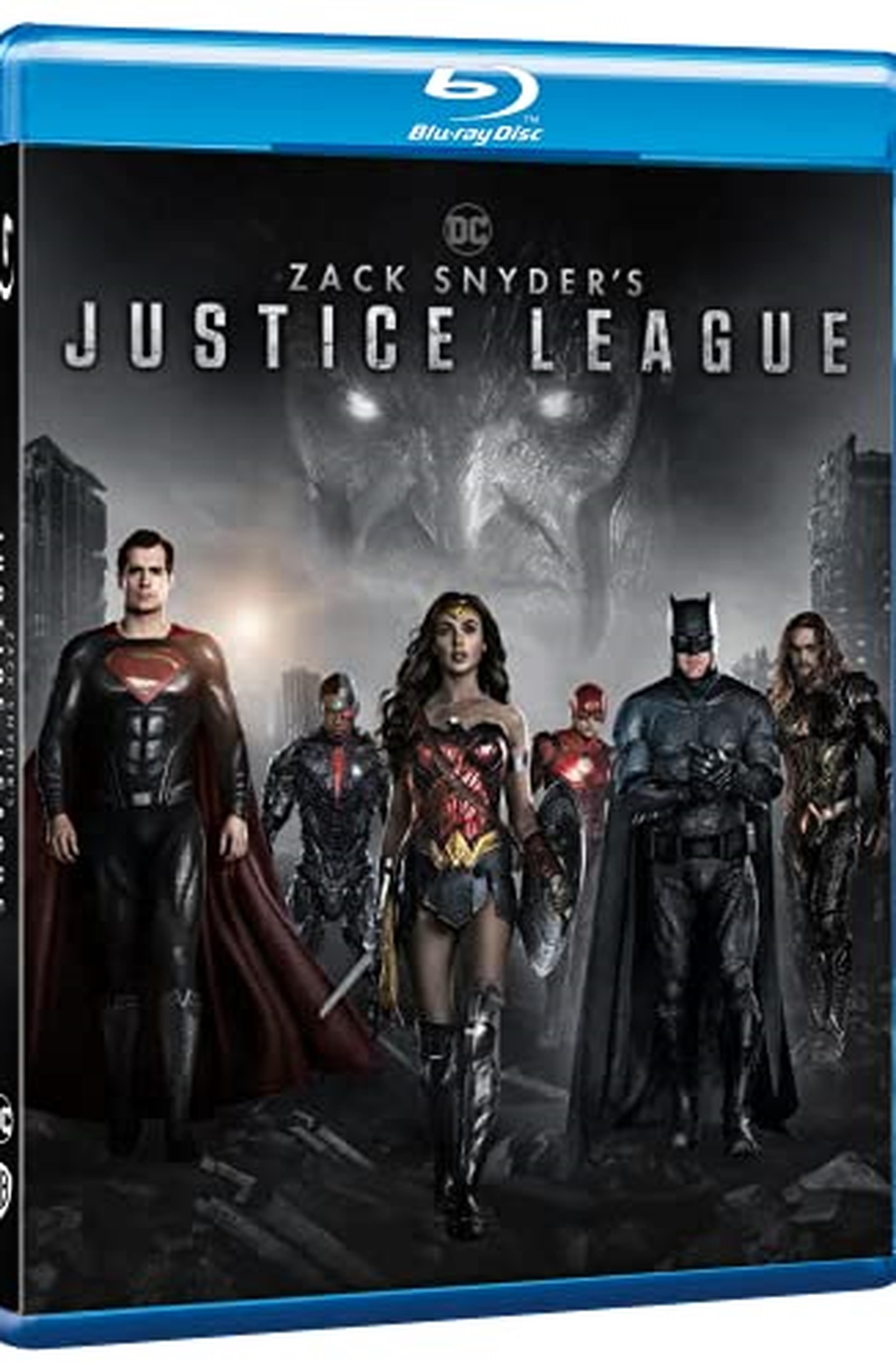 Zack Snyder's Justice League (2 Blu Ray's)