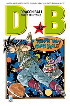 Dragon Ball. Evergreen edition: 42