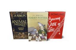 I libri di J.K.Rowling