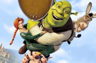 Shrek Cover