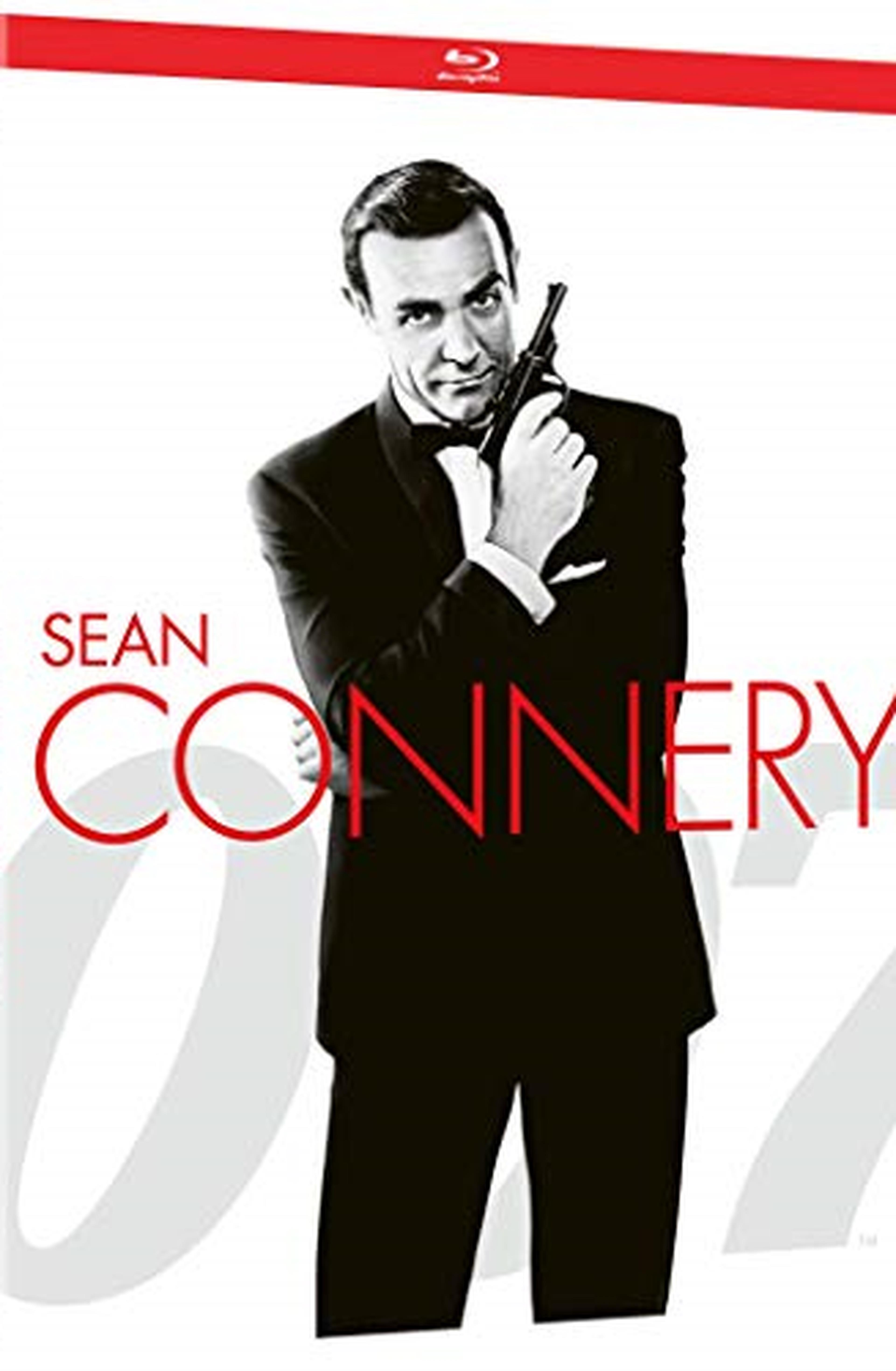 007: James Bond - Sean Connery Collection (6 Blu-ray)