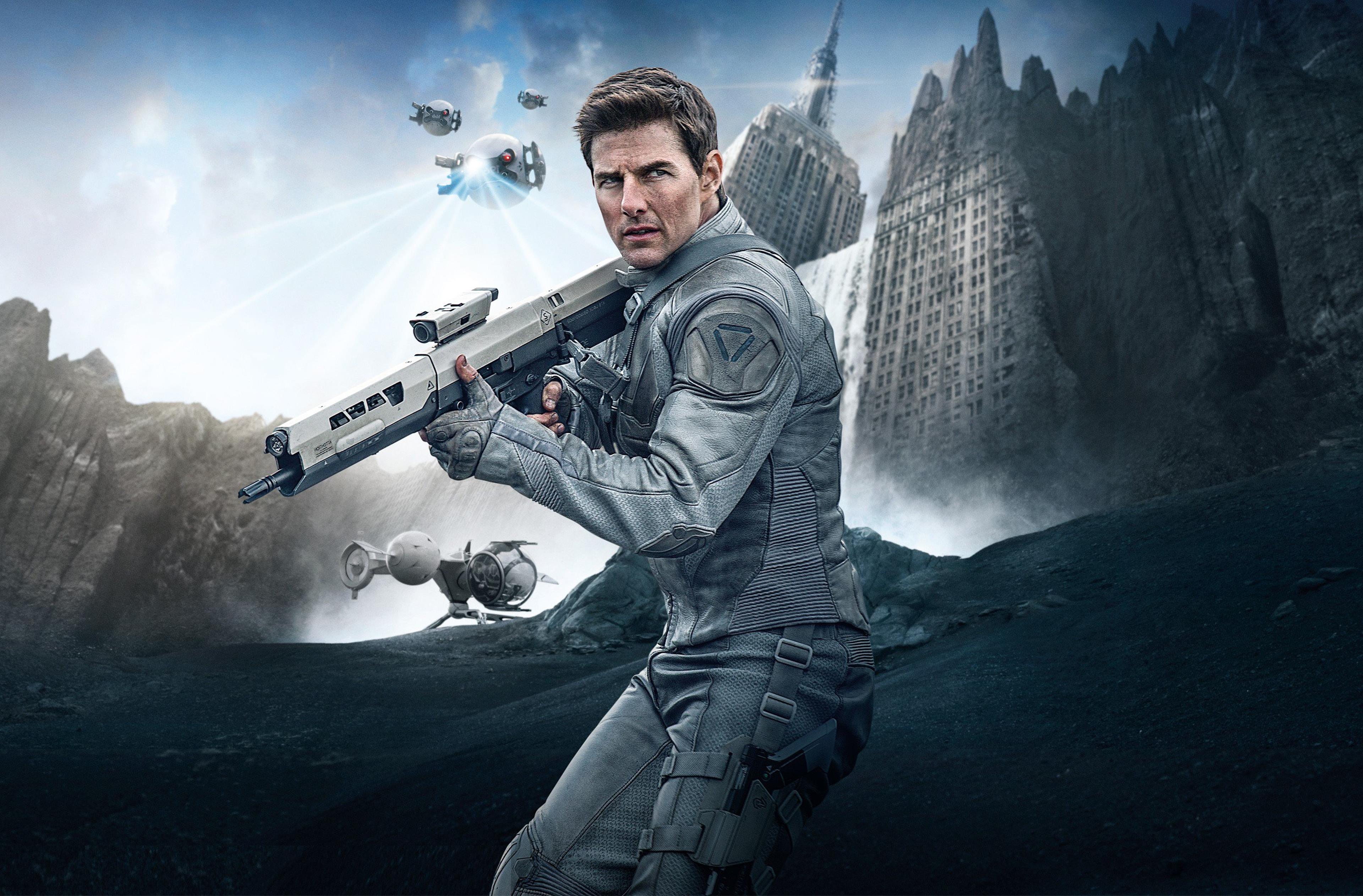 Oblivion film Tom Cruise