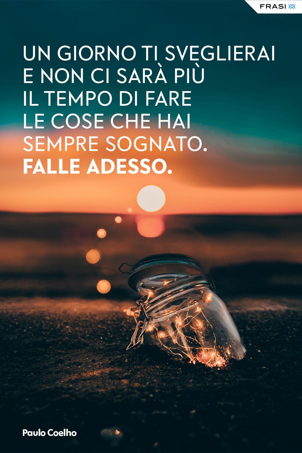 Frasi sul tempo che passa Paulo Coelho