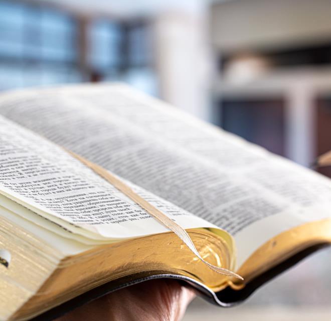 Copertina frasi della Bibbia