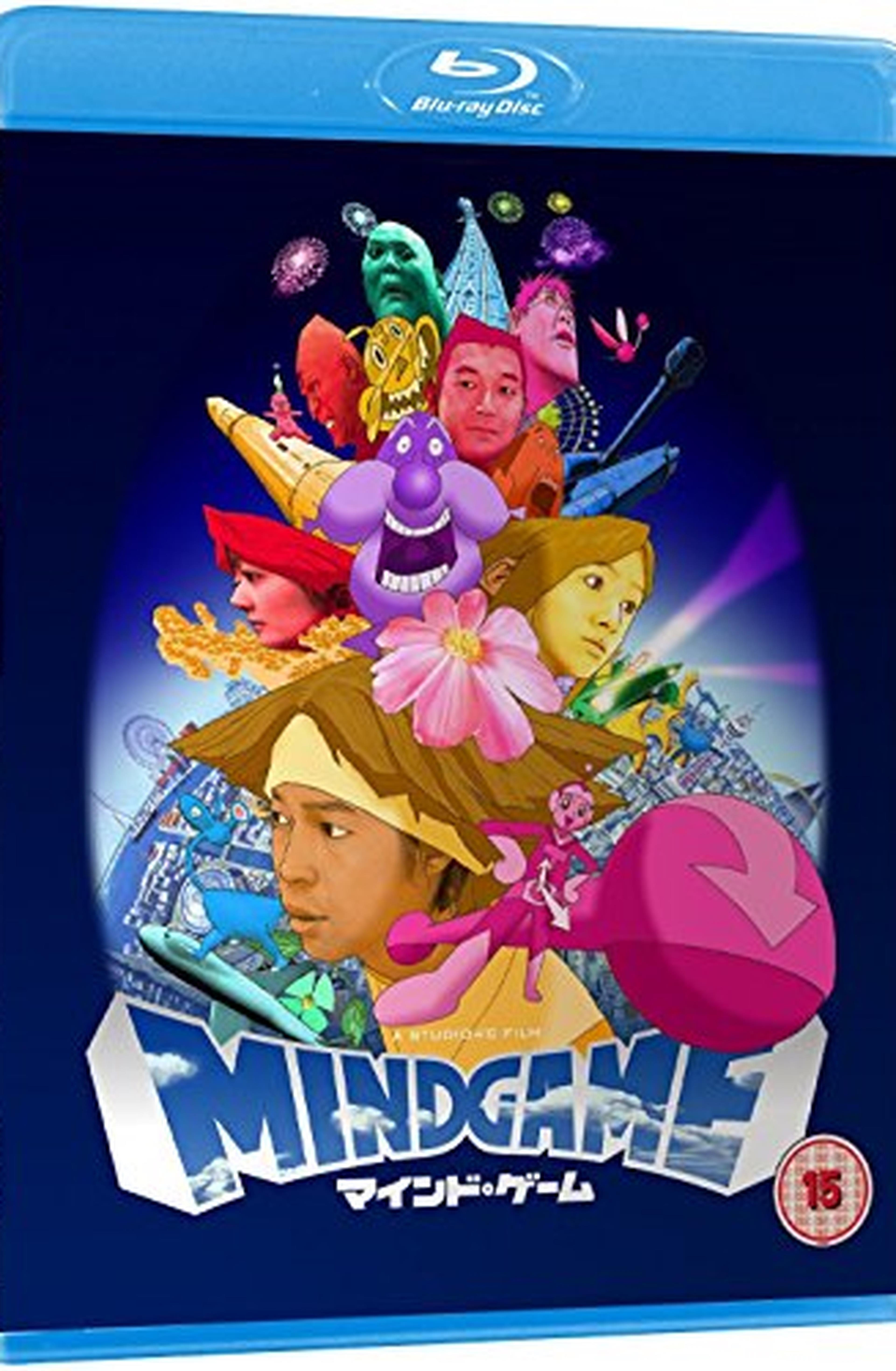 Mind Game - Standard [Edizione: Regno Unito]