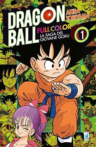 La saga del giovane Goku. Dragon Ball full color: 1