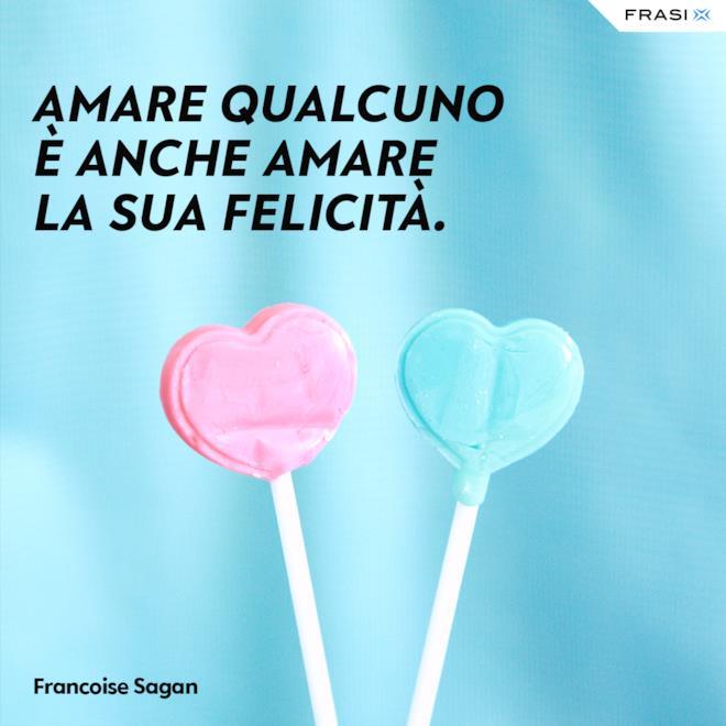 Frasi su amare e felicità di Francoise Sagan