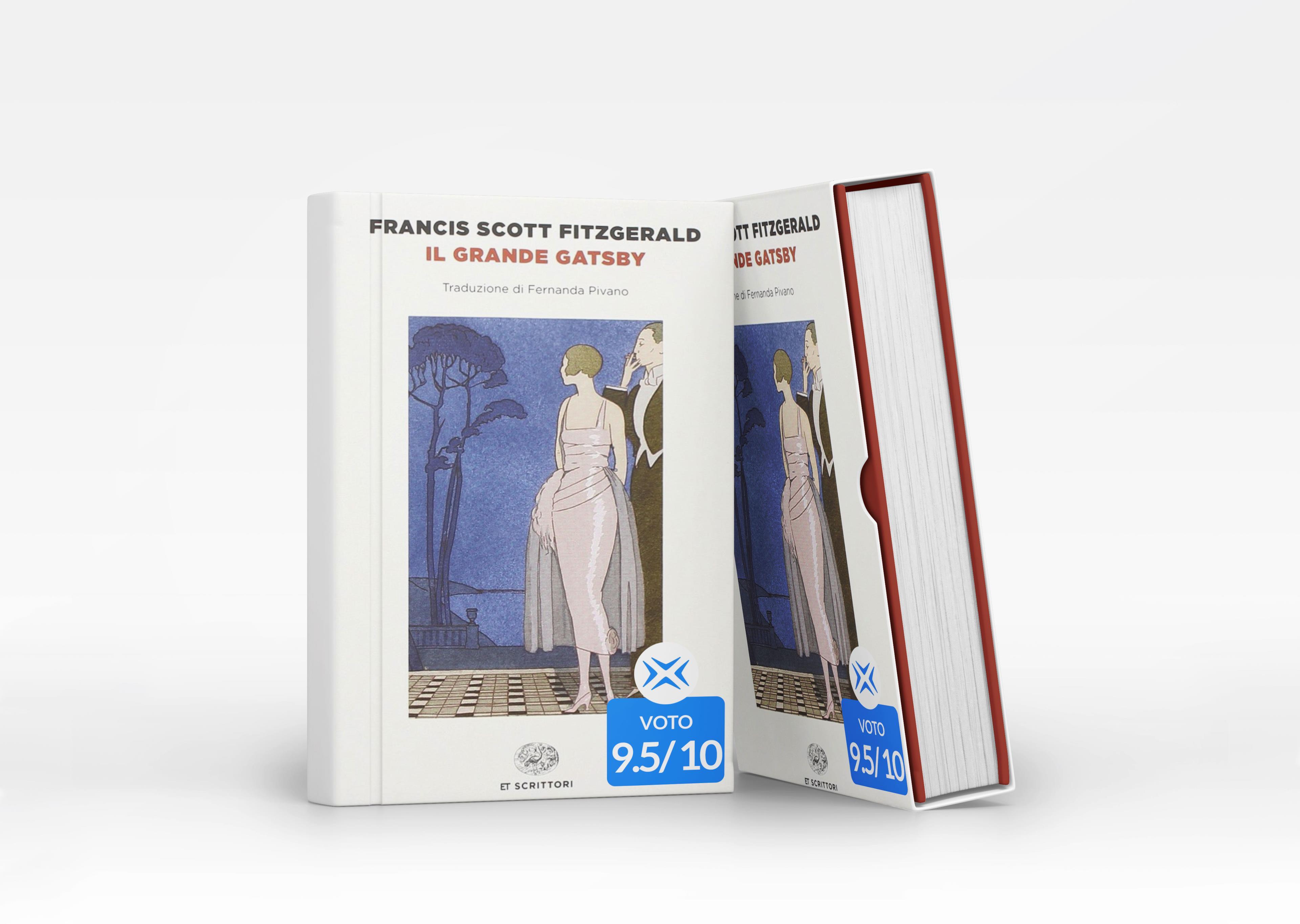Il grande Gatsby di Francis Scott Fitzgerald