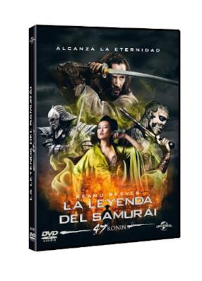 47 Ronin: La Leyenda Del Samurái (Import) (Dvd) (2014) Keanu Reeves; Hiroyuki Sa