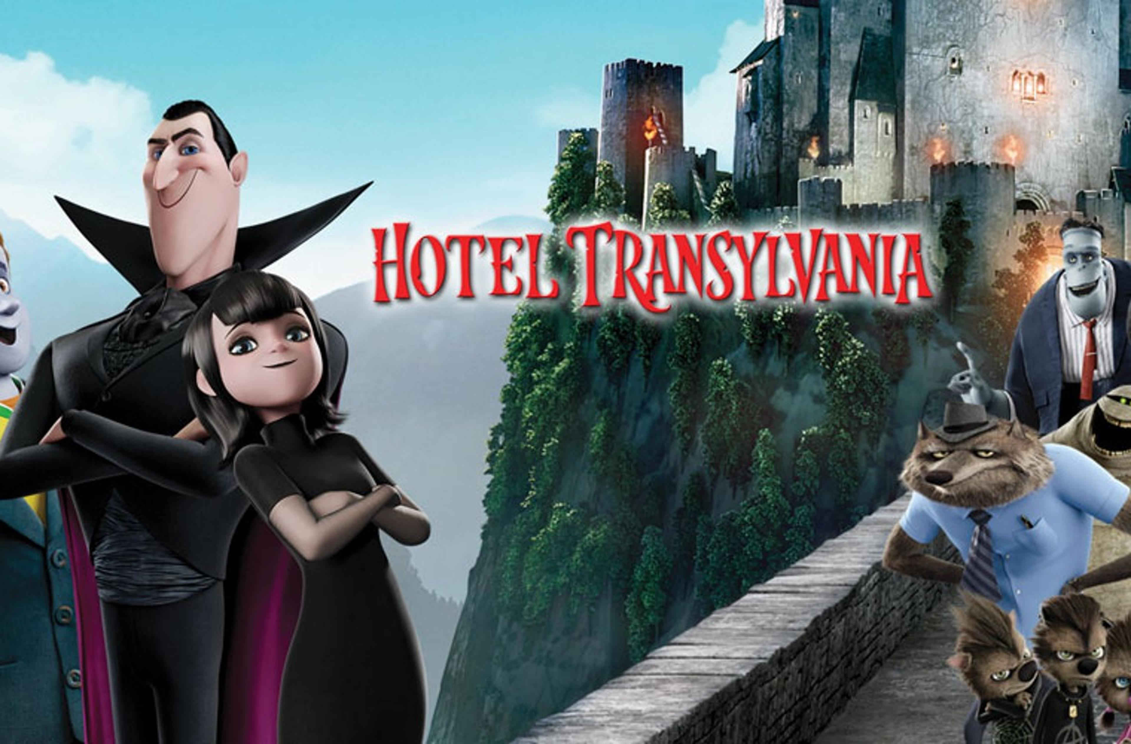 Hotel Transylvania, locandina del film