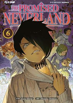 The promised Neverland: 6 (J-POP)