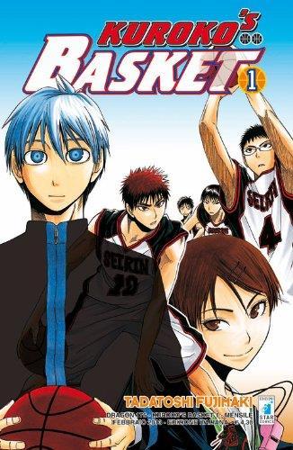 Kuroko's basket (Vol. 1)