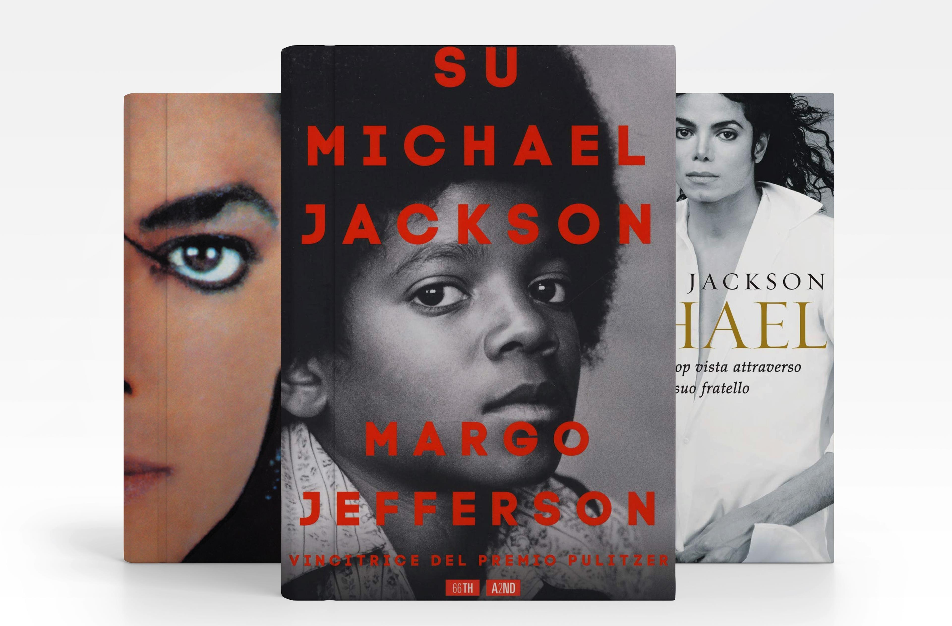 Il leggendario Michael Jackson