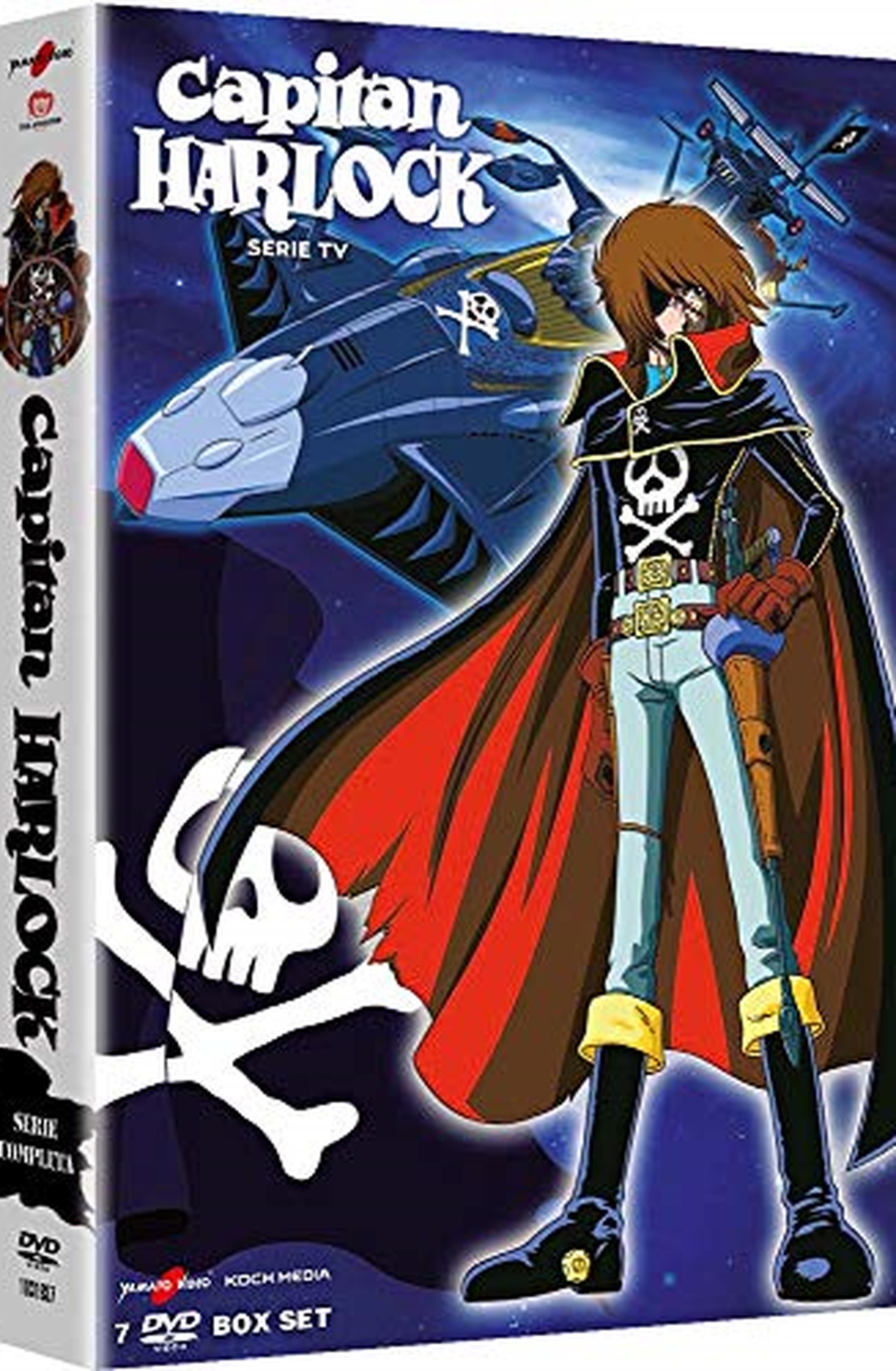 Capitan Harlock - La Serie Completa (Collectors Edition) (7 DVD)