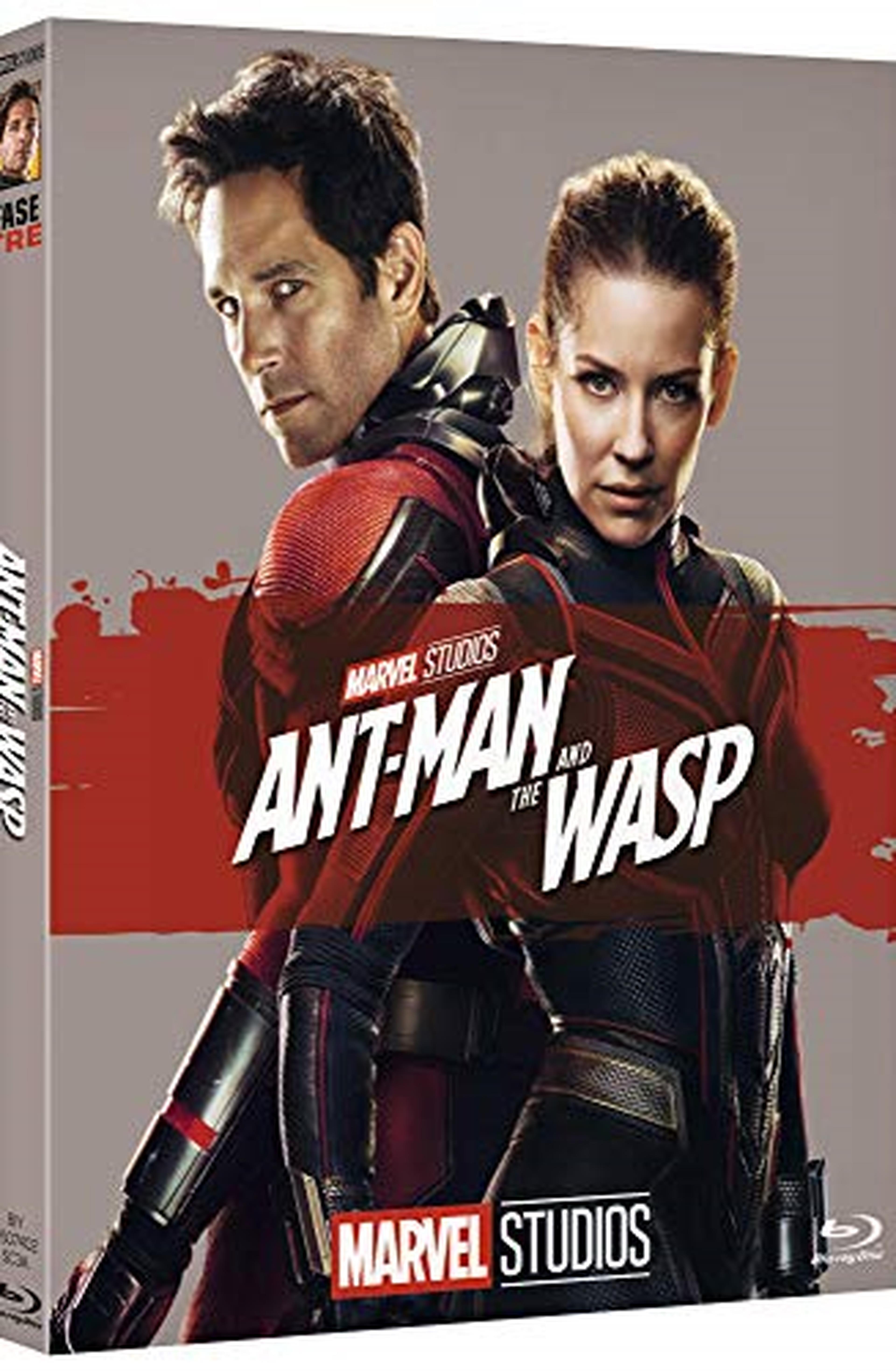 Ant-Man & The Wasp 10° Anniversario Marvel Studios brd ( Blu Ray)