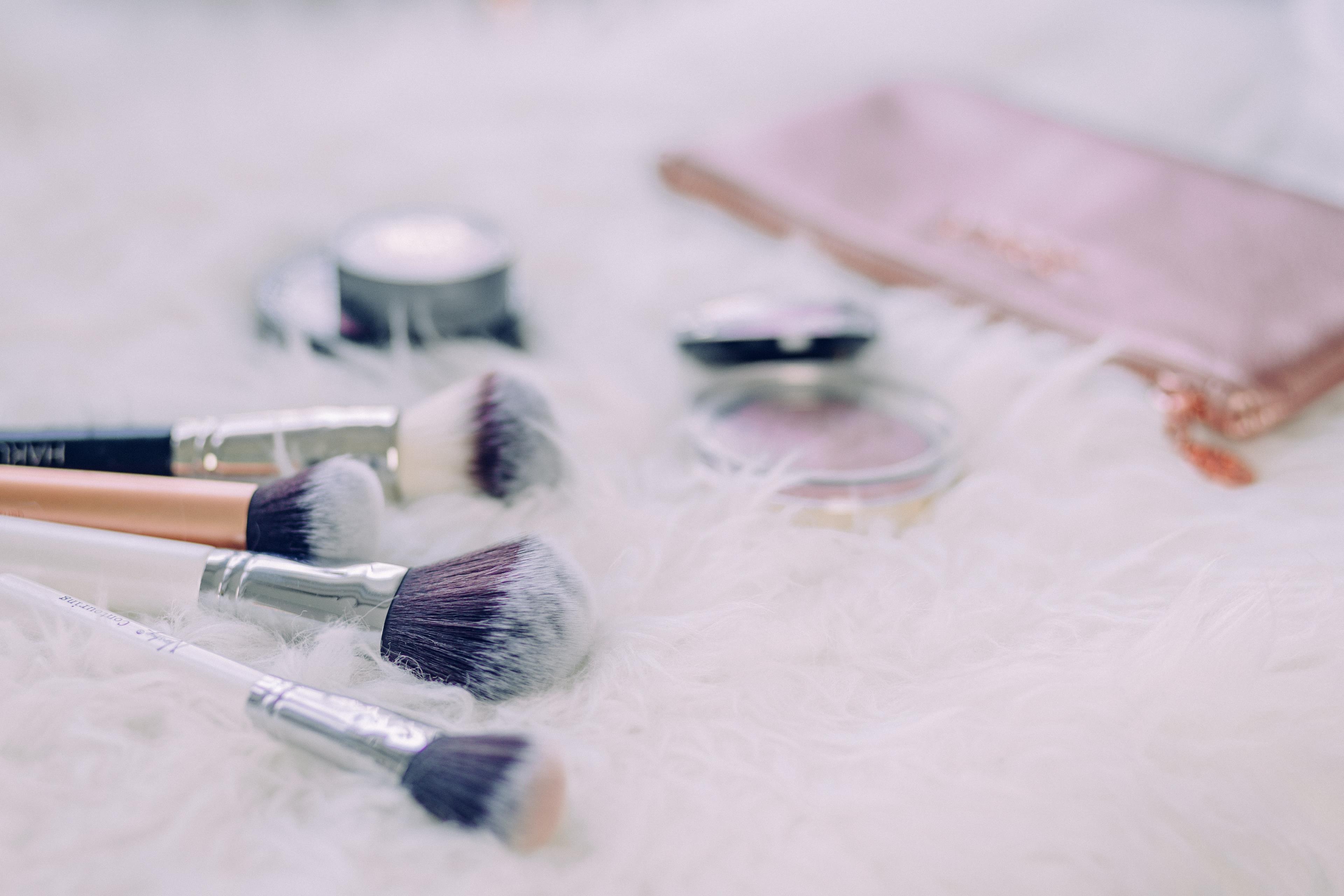 Pennelli e accessori per make up
