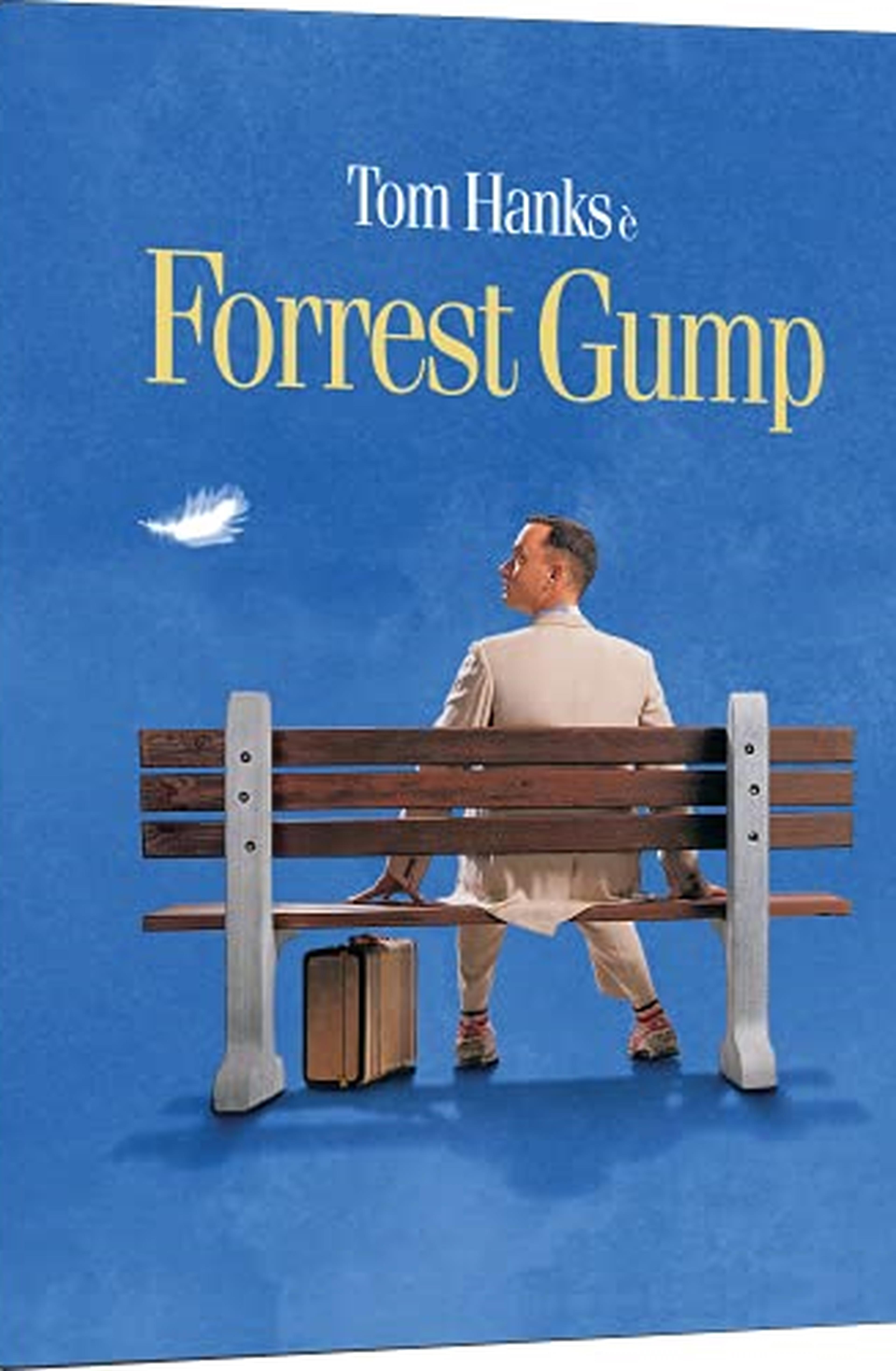 Forrest Gump (Steelbook 4K UHD + 2 Blu-Ray) (Limited Edition) (3 Blu Ray)