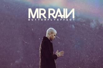 Copertina frasi canzoni Mr.Rain
