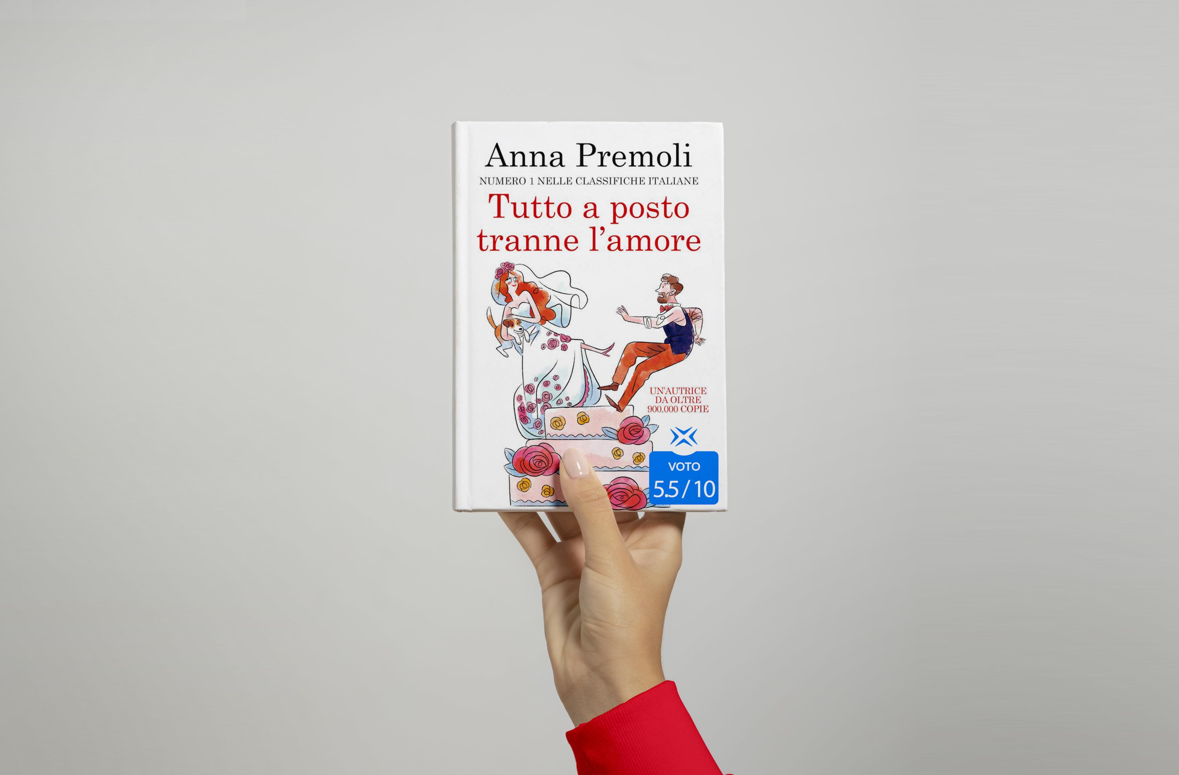 Anna Premoli Libro