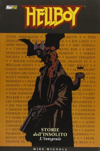 HELLBOY: STORIE DELL'INSOLITO