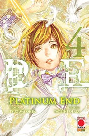 Platinum end: 4