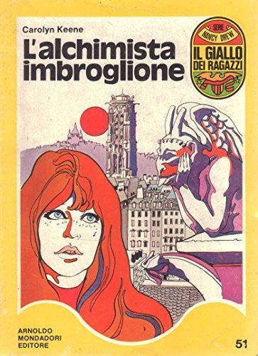 Il Giallo Dei Ragazzi N.51 L'Alchimista Imbroglione - Keene - 1972