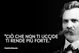 Copertina Frasi Friedrich Nietzsche