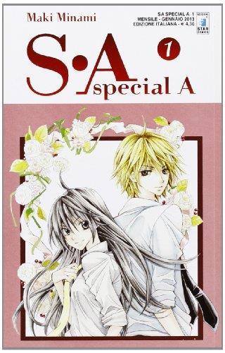 SA. Special A: 1