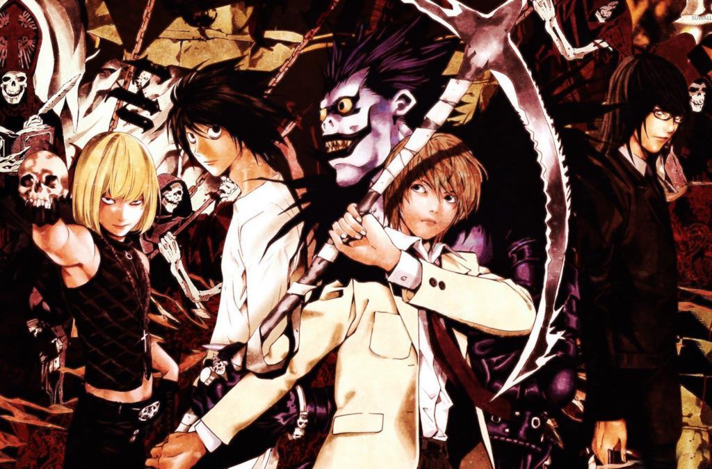 Death Note personaggi