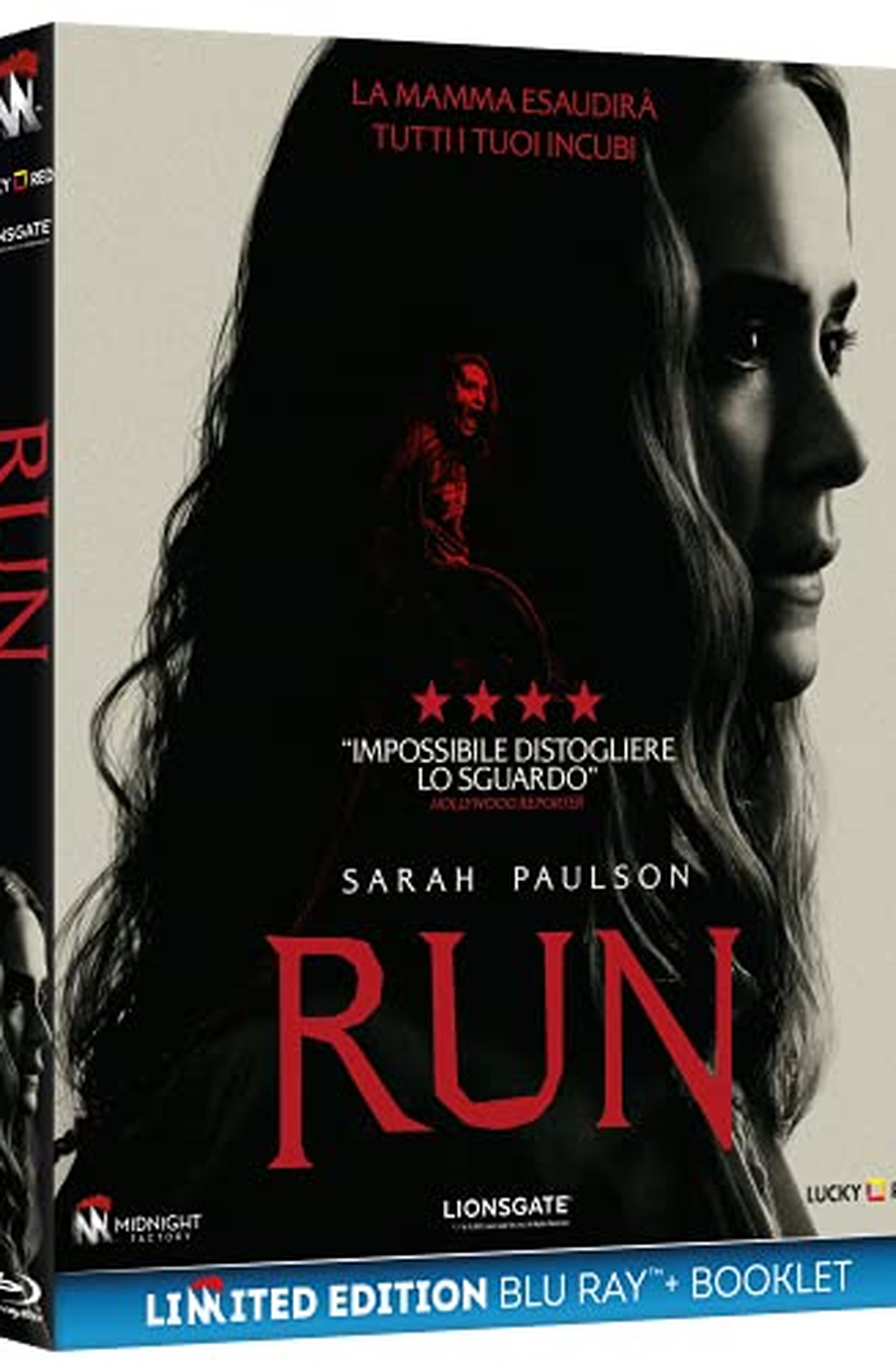 Run (Blu-ray) (Limited Edition) ( Blu Ray)
