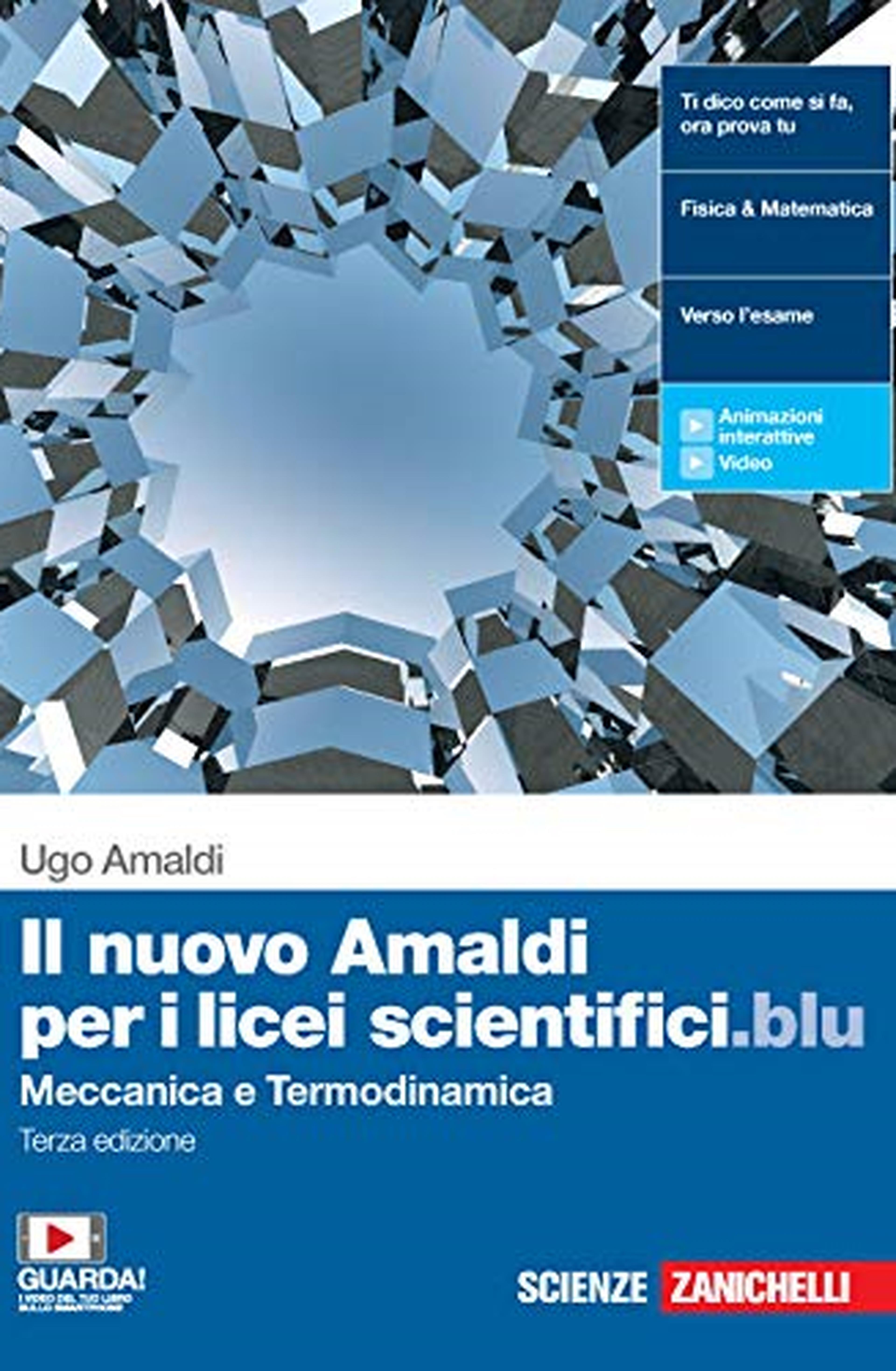 Il nuovo Amaldi per i licei scientifici.blu. Per il Liceo scientifico. Con e-book. Con espansione online: 1