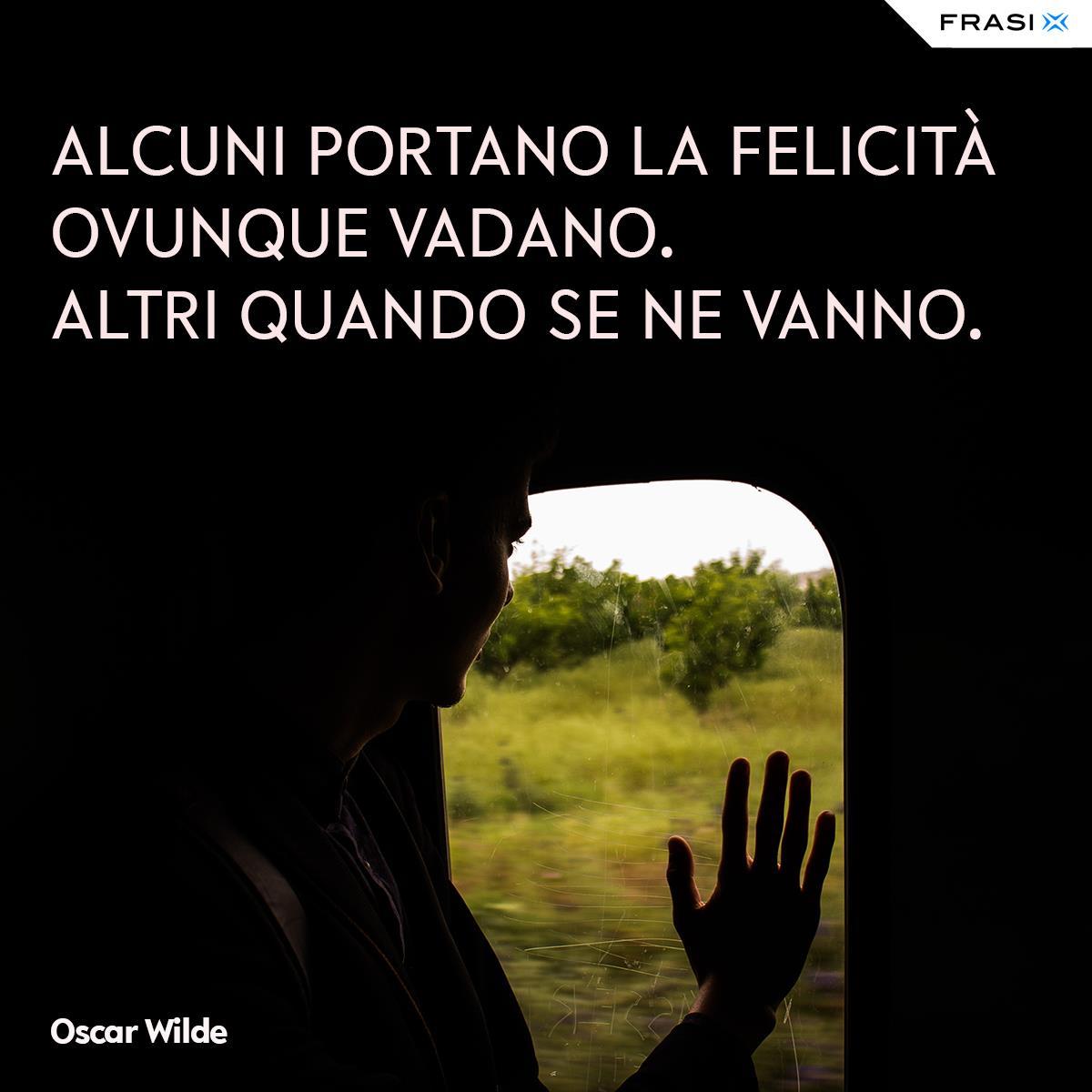 Frasi cattive felicità Oscar Wilde