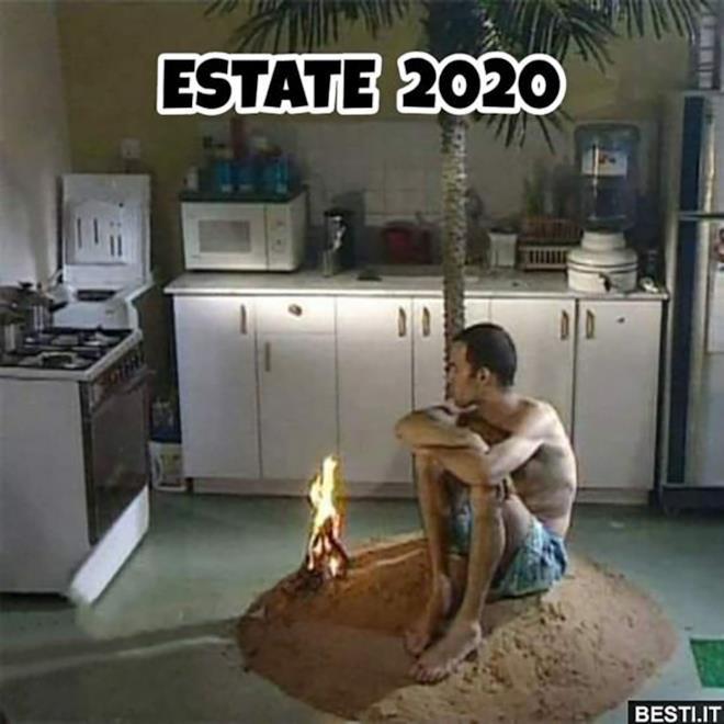 Immagini quarantena divertenti estate 2020 come si passerà