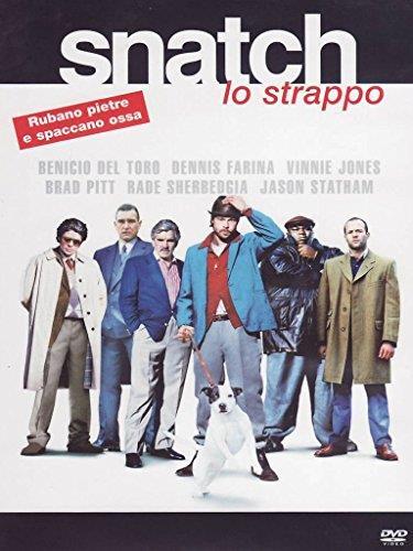 Snatch-Lo Strappo (dvd)
