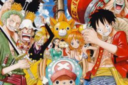One Piece, ciurma di Rufy