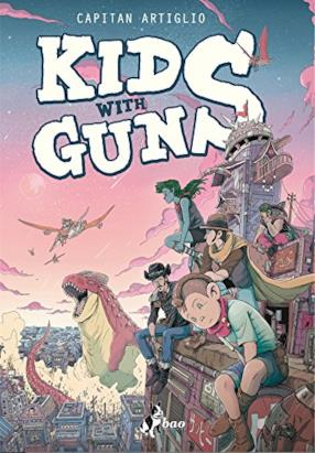 Kids with guns - Volume 1