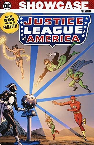 DC showcase presenta: Justic League of America (Vol. 1)