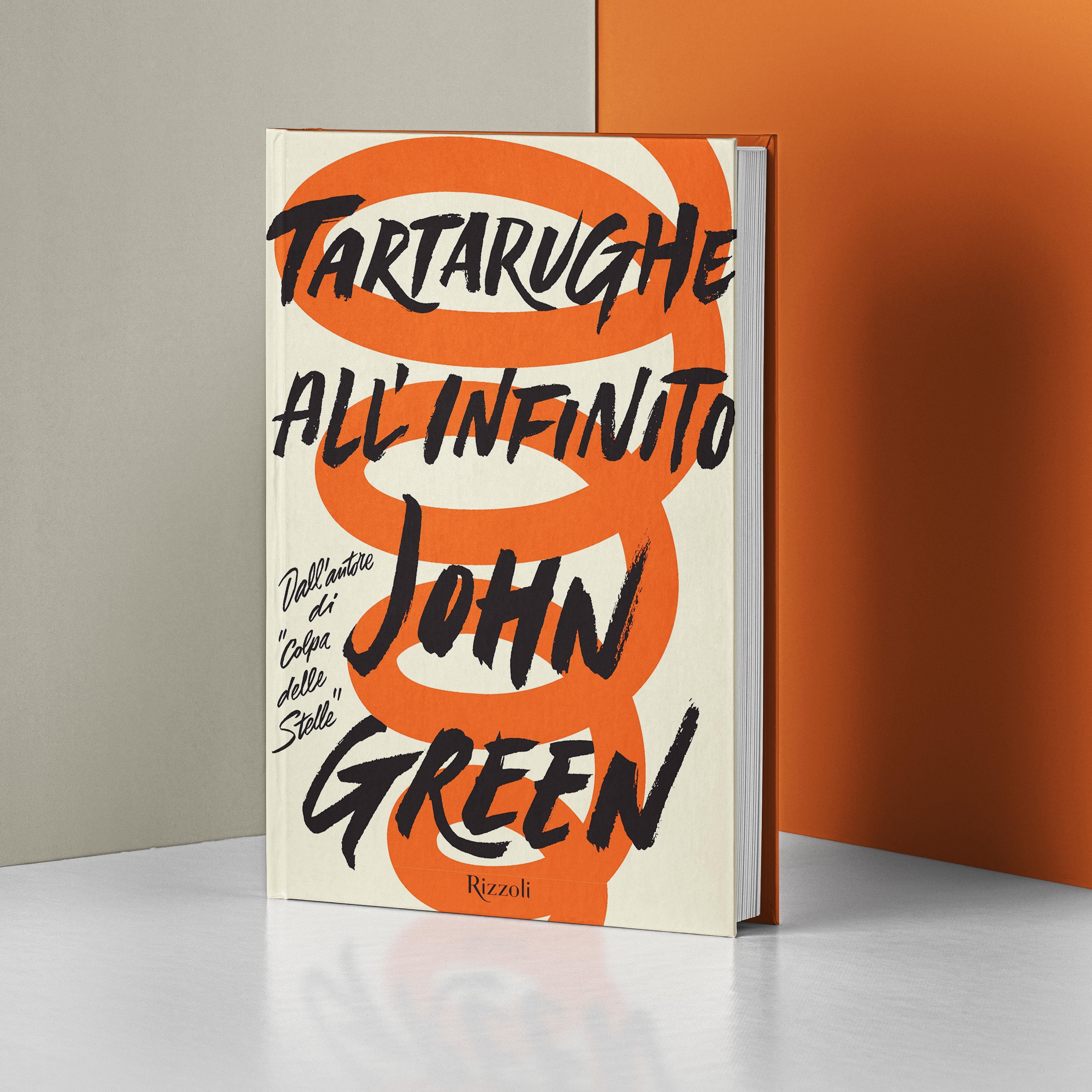 L'ultimo libro di John Green: Tartarughe all'infinito, 2017