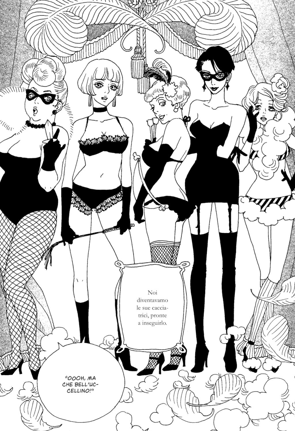 Colette e le sue colleghe